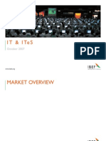Indian IT and ITes Sector