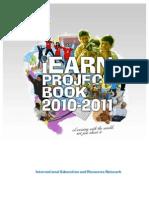 2010-2011iEARNProjectBook
