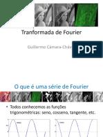 Processamento de Imagens - Tranformada de Fourier