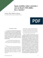 AFB Moreira - produção sobre multiculturalismo