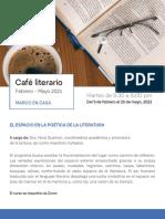 PDF Cafe Literario Febrero 2021