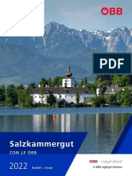 Salzkammergut con le OBB