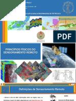 PMI3331 - Princípios Físicos do Sensoriamento remoto