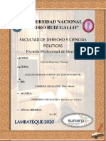 ANALISIS DE LA RESOLUCION REGISTRAL 451-2020-SUNARP-TR-A