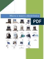 Micro e macro electrónica