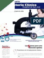 Guía del paciente del Laboratorio