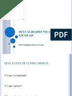 SEXUALIDADE TERRA E VIDA PROFS