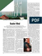 Windenergie Artikel