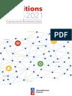 Ameublement Francais Projet Sectoriel Ambitions 2016 2021