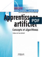 Apprentissage artificiel