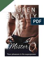 02 Mister o - Lauren Blakely