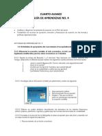 4.3 Cuarto avance GUÍA DE APRENDIZ  No. 4