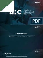 Cinema_Aula Fotografia_Roteiro 1