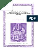 Perelmuter, La Recepcion Literaria de Sor Juana