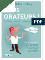 Tous Orateurs Convaincre, Négocier, Saffirmer Au Quotidien by Cyril Delhay, Hervé Biju-Duval, Collectif (Z-lib.org)