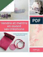 Vendre Et Mettre en Avant Ses Créations by Sophie-Charlotte Chapman, Sandrine Franchet (Z-lib.org)