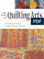 Best of Quilting Arts BLAD