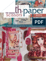 Cloth Paper Scissors Book BLAD