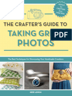 Crafters Guide Taking Great Photos BLAD