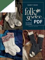 Folk Socks BLAD
