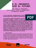 Programa Curso Pensar El Presente - Edición 2021