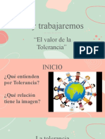 Tolerancia-