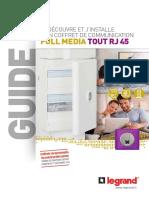 Guide Coffrets Full Media Tout RJ45 Site Legrand