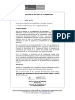 Lineamientos sobre Competencia Desleal y Publicidad Comercial (2020)