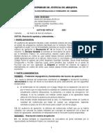 33-2015-83 Revocatoria de Pena, Reparación Civil Julio Adrian Davila