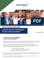 Peru-Presidenciales2021