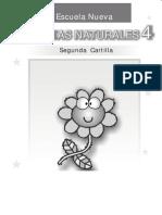 4° PRIMARIA CARTILLA 2 NATURALES