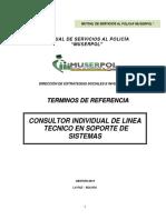 TDR - Tecnico