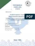 ANALISIS ALGODON PERUANO