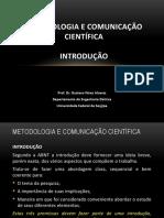 INTRODUÇAO  SEGUNDO AS NORMAS ABNT - UV - OK - AULA 22-JAN-2021