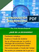 INTRODUCCION A LA MACROECONOMIA (1)