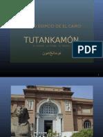 TUTANKAMÓN. EL FARAÓN, SU TUMBA Y SU TESORO.