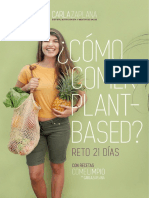 Reto Plantas 21 Dias