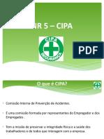 06 - NR5 - CIPA - Comissão Interna de Prevenção de Acidentes