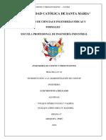 Práctica 01 - Introducción a La Administración de Costos