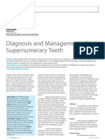 supernunerary teeth