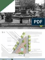 Singing Fountain renovation proposal