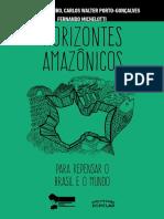 Horizontes Amazonicos Com Capa