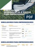 Simuladores, Herramientas & Juegos