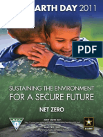 Army Earth Day Poster 2011