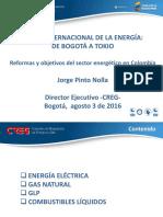 Carta Internacional de La Energia 160803