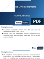 Aula 3 - Compiladores