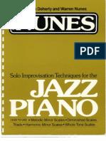 Jazz Piano (W Nunes)