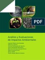 Análisis y Evaluaciones de Impactos Ambientales