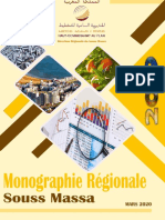 Monographie de La Région Souss-Massa, 2019 (Version Française)