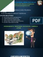 Ordenamiento Territorial o.t... (1) (2) (2)